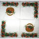 ягоды в лукошке