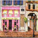 французская улочка