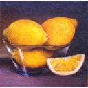 Лимоны в миске