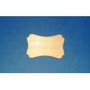 Бирка - панно № 11, (7 см)