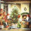 рождественская елка у гномов