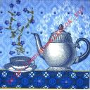 Синяя чайная
