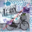 Танцы, велосипед и лаванда