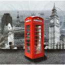 Лондон, телефон....