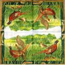 Пейзаж с фазанами