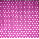горошек на розовой ткани