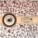 кофе и текст