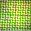 узор куриная лапка зеленая