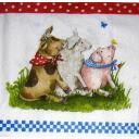 Свинья овечка и корова
