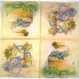 Колодец и велосипед
