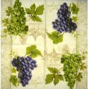 Виноград с узором
