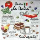 Итальянское меню