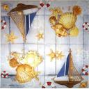 кораблик и ракушки