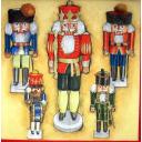 Пять щелкунчиков