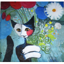Кошки. Розина Вахтмайстер