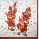 Гномы музыканты