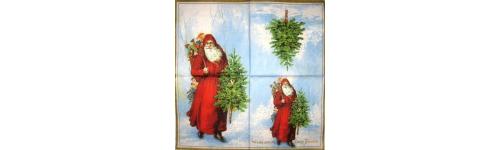 Дед Мороз, Санта Клаус.