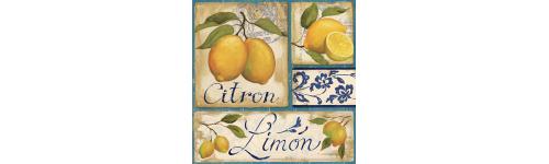 Лимоны. Цитрусовые.